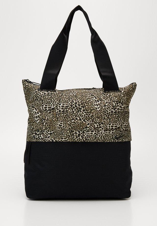 RADIATE TOTE - Sports bag - black/black/black