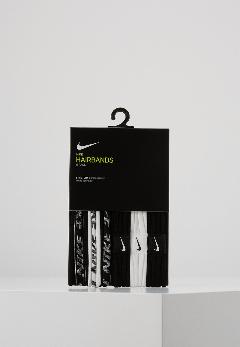 Nike Performance - NIKE SEAMLESS HAIRBANDS 6 PACK - Accessoires - Overig - black/white/black