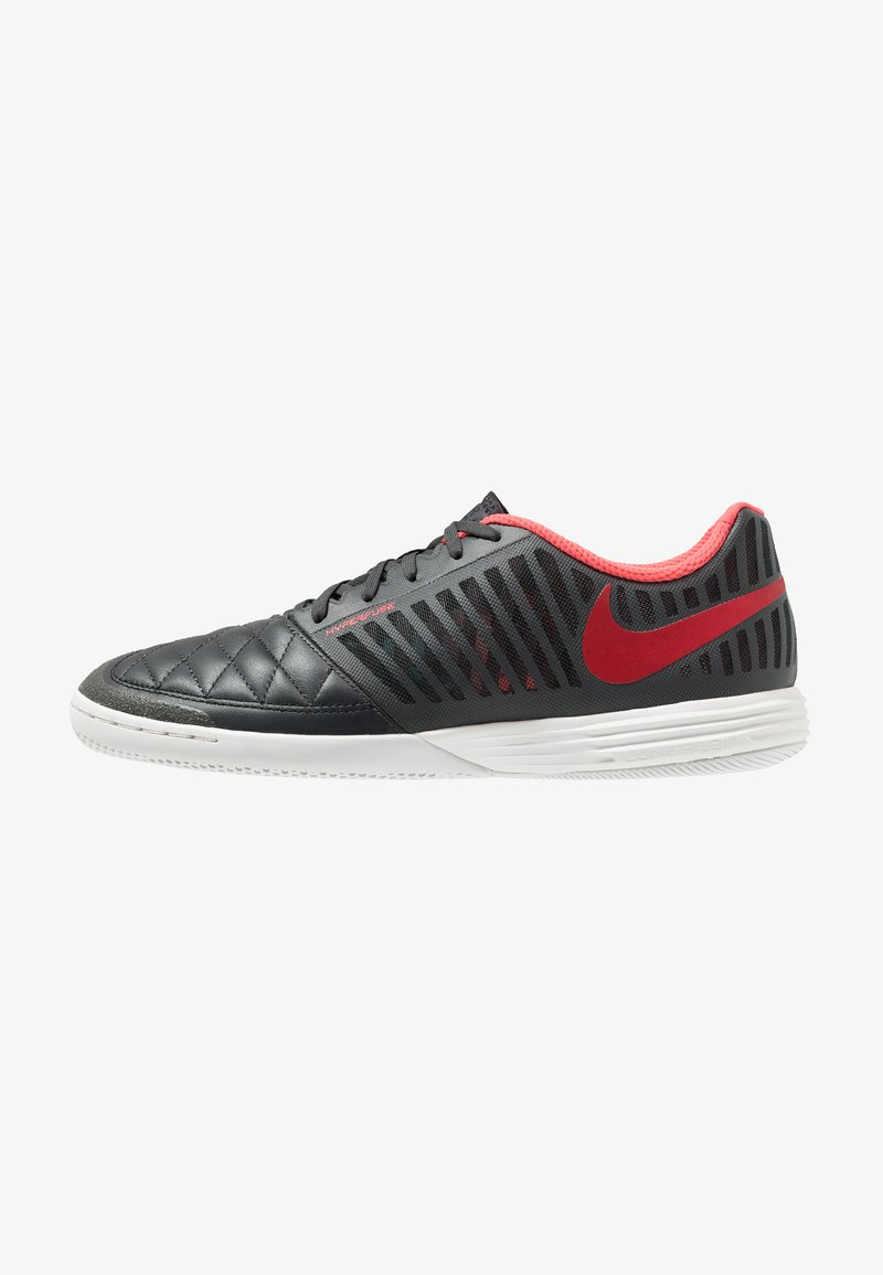 Nike Performance - LUNARGATO II - Fußballschuh Halle - anthracite/ember glow/platinum tint/black