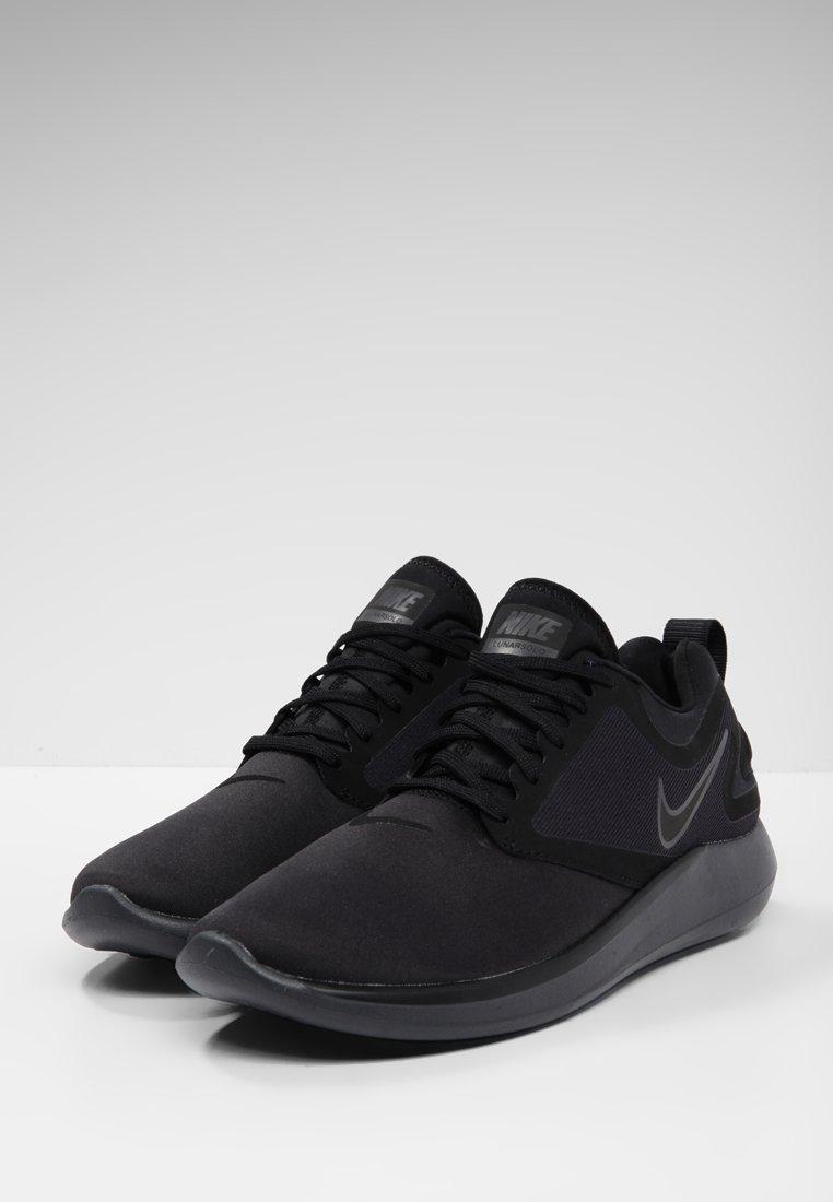 Performance anthracite De Nike Black Neutres LunarsoloChaussures Running OXTuZiPk