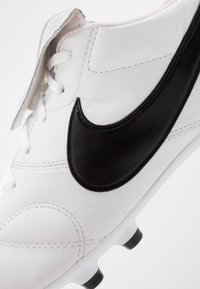Nike Performance - PREMIER II FG - Voetbalschoenen met kunststof noppen - white/black - 5