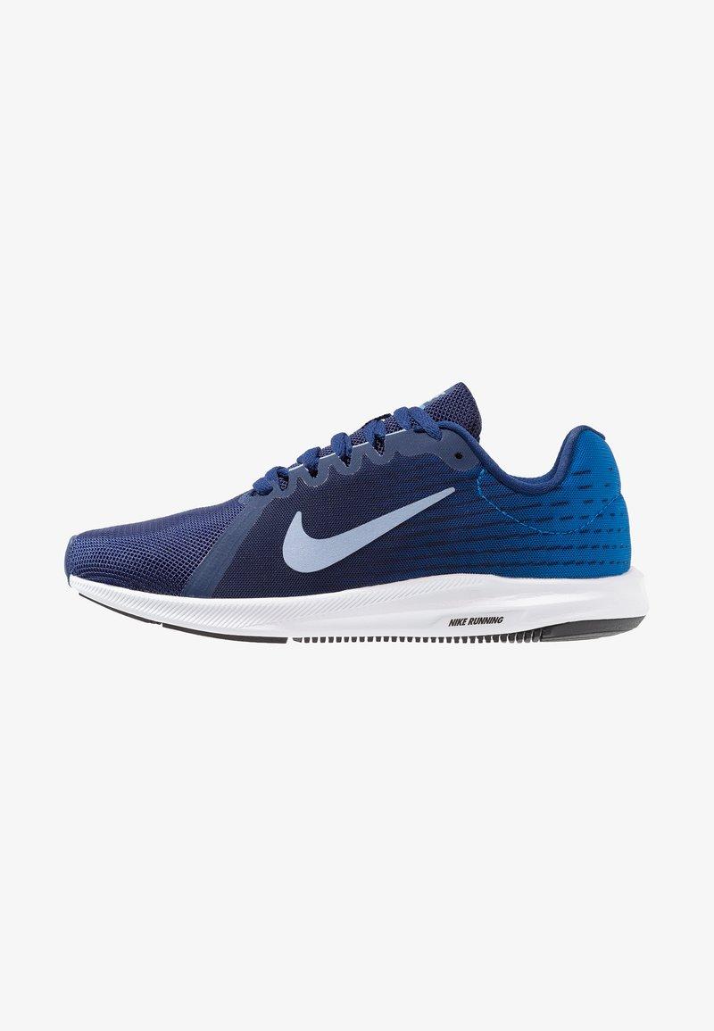 Nike Performance - DOWNSHIFTER 8 - Scarpe running neutre - blue void/indigo fog/photo blue/red orbit/black/white