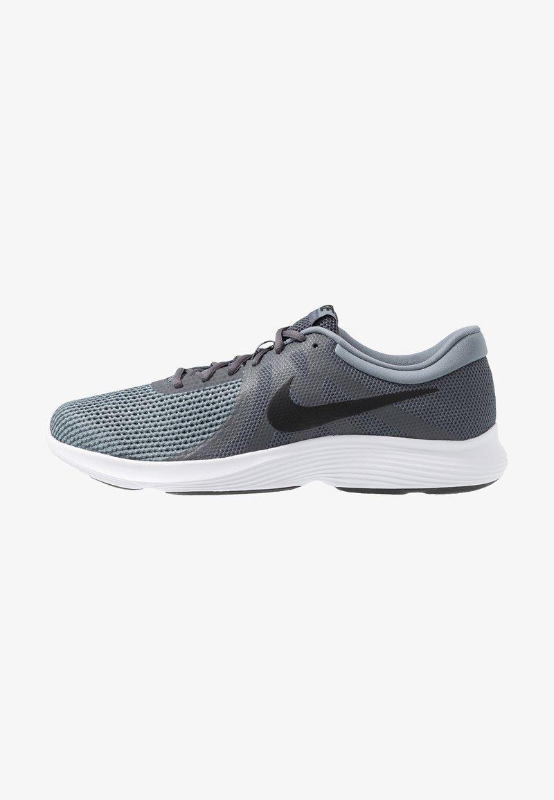 Nike Performance - REVOLUTION - Løbesko trail - dark grey/black/cool grey/white