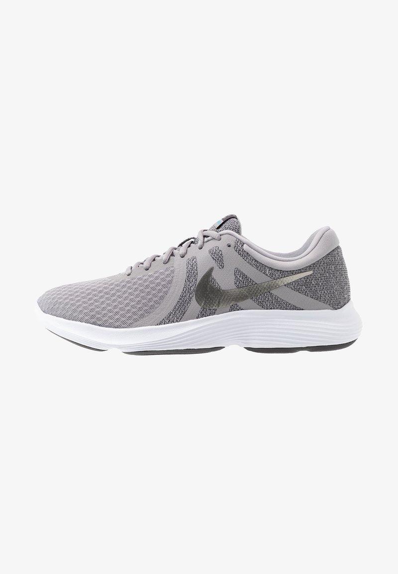 Nike Performance - REVOLUTION - Trail running shoes - atmosphere grey/metallic pewter/thunder grey