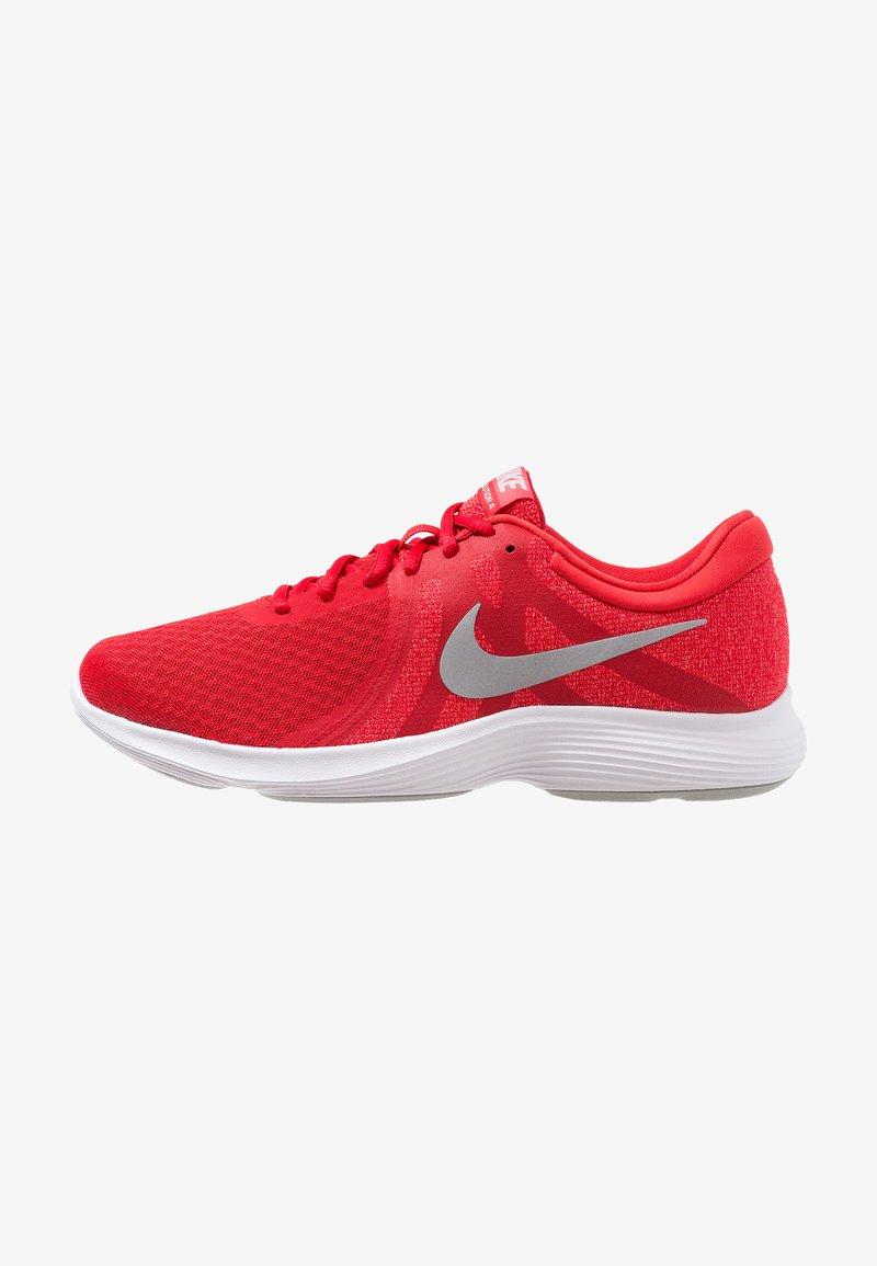 Nike Performance - REVOLUTION - Trail running shoes - university red/wolf grey/red orbit/white