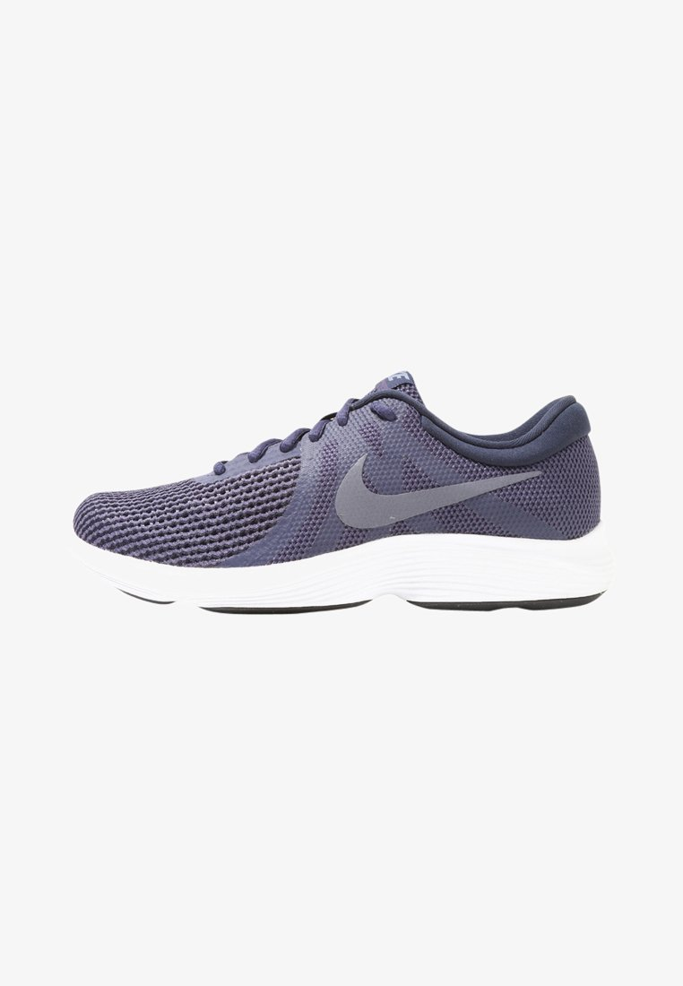 Nike Performance - REVOLUTION - Trail running shoes - neutral indigo/lite carbon/obsidian/black