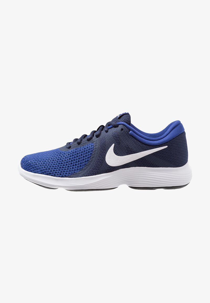 Nike Performance - REVOLUTION - Trail running shoes - uomu blu