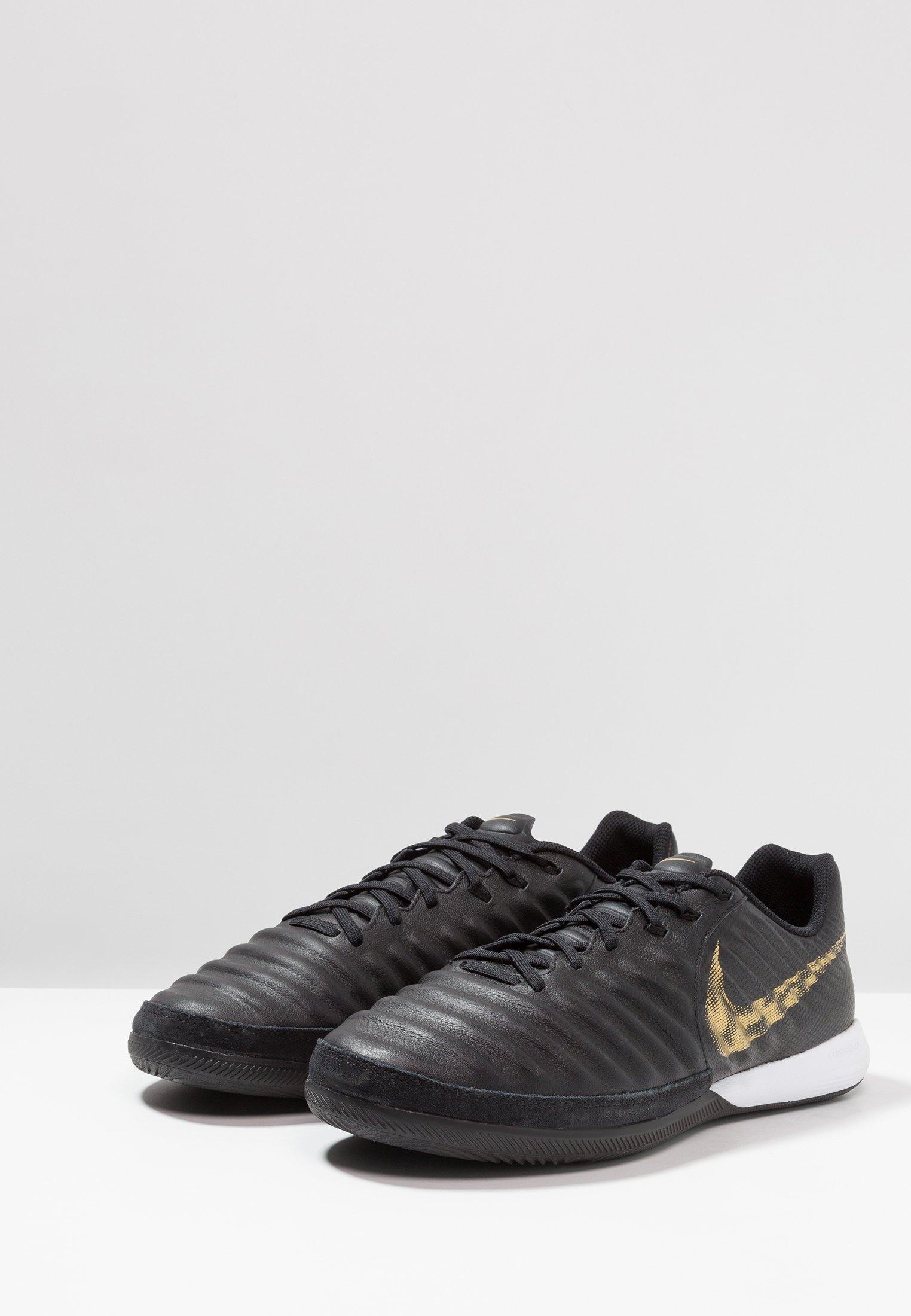 Nike metallic IcChaussures Performance Legendx Tiempo Pro Lunar Black Salle Vivid Foot En Gold De 7 CQdxthrBs