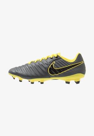 LEGEND 7 ACADEMY FG - Botas de fútbol con tacos - dark grey/black/opti yellow