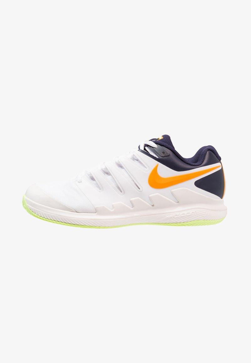 Nike Performance - AIR ZOOM VAPOR X CLAY - Tennisschuh für Sandplätze - phantom/orange peel/blackened blue/white/volt glow