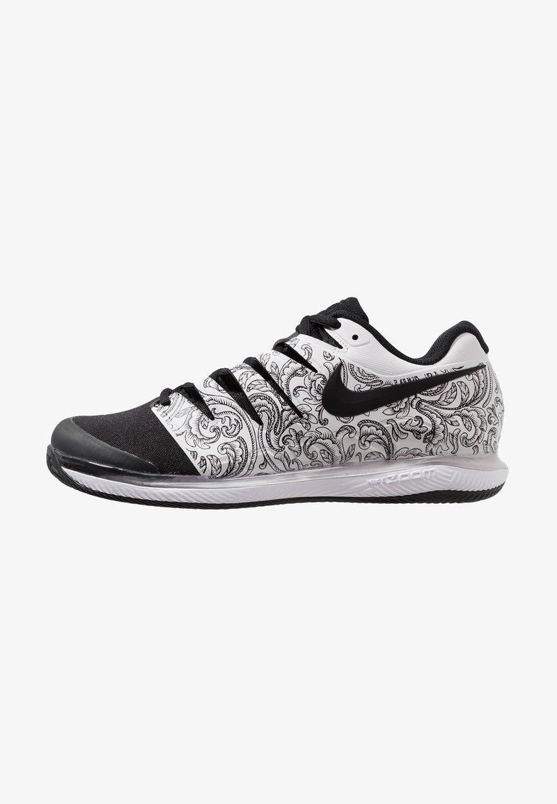 Nike Performance - AIR ZOOM VAPOR X CLAY - Tennisschuh für Sandplätze - white/black