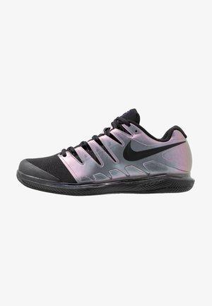 AIR ZOOM VAPOR X CLAY - Clay court tennis shoes - multicolor/black/psychic purple