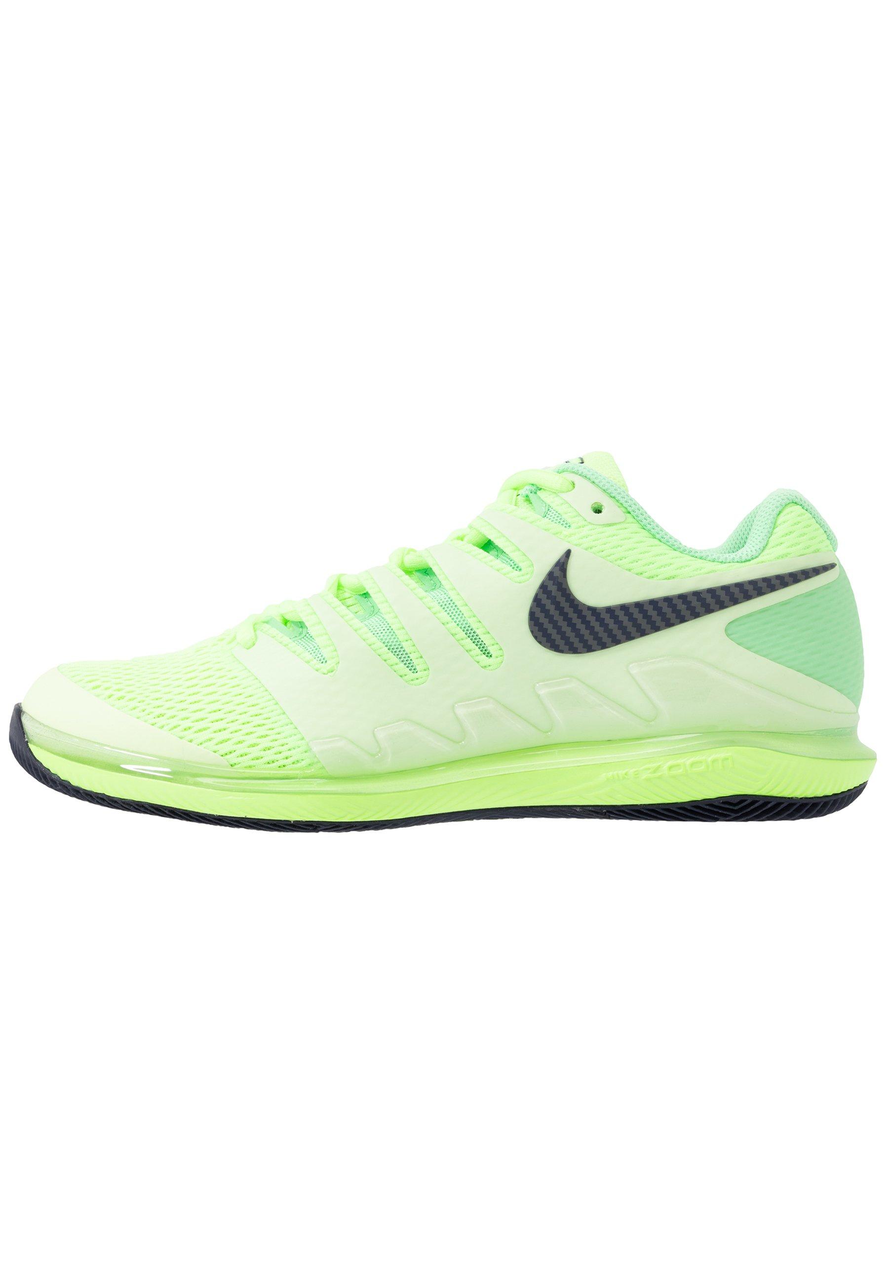 AIR ZOOM VAPOR X Scarpe da tennis per tutte le superfici ghost greenblackened bluebarely volt