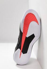 Nike Performance - AIR ZOOM VAPOR X - All court tennisskor - black/white/bright crimson - 4