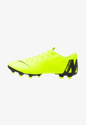 MERCURIAL VAPOR 12 ACADEMY MG - Moulded stud football boots - volt/black