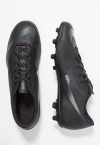 Nike Performance - MERCURIAL VAPOR 12 CLUB MG - Fotballsko - black/anthracite/light crimson - 1