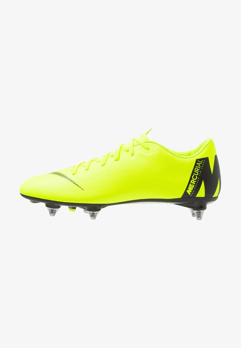 Nike Performance - MERCURIAL VAPOR 12 ACADEMY SG PRO - Fußballschuh Stollen - volt/black