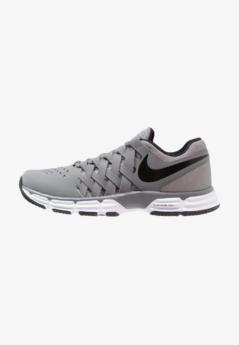 Nike Performance - LUNAR FINGERTRAP TR - Treningssko - cool grey/black