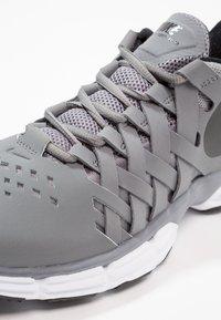 Nike Performance - LUNAR FINGERTRAP TR - Treningssko - cool grey/black - 5