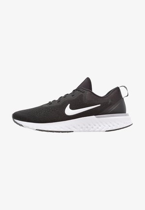 ODYSSEY REACT - Neutral running shoes - black/white/wolf grey