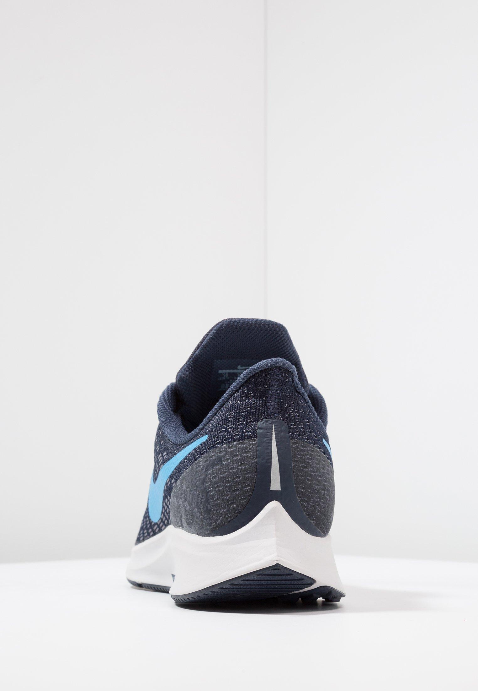AIR ZOOM PEGASUS 35 - Zapatillas de running neutras - obsidian/blue  hero/gunsmoke/vast grey