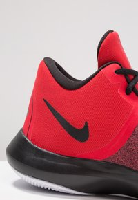 Nike Performance - AIR PRECISION II - Basketball shoes - university red/black/white - 5