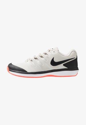 AIR ZOOM PRESTIGE CLAY - Zapatillas de tenis para tierra batida - light bone/black/hot lava/white