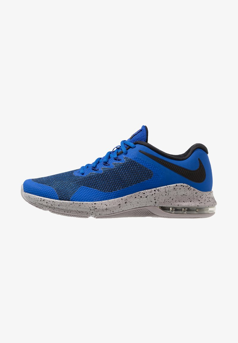 Nike Performance - AIR MAX ALPHA TRAINER - Trainings-/Fitnessschuh - game royal/black/atmosphere grey
