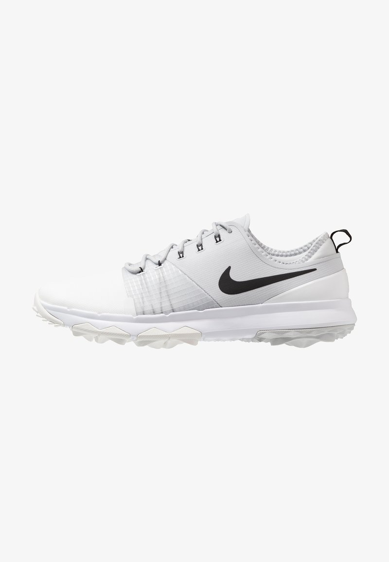 Nike Golf - FI IMPACT 3 - Obuwie do golfa - summit white/black/pure platinum/white
