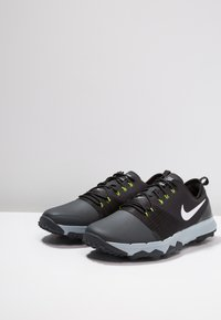 Nike Golf - FI IMPACT 3 - Chaussures de golf - anthracite/white/black/wolf grey/volt - 2