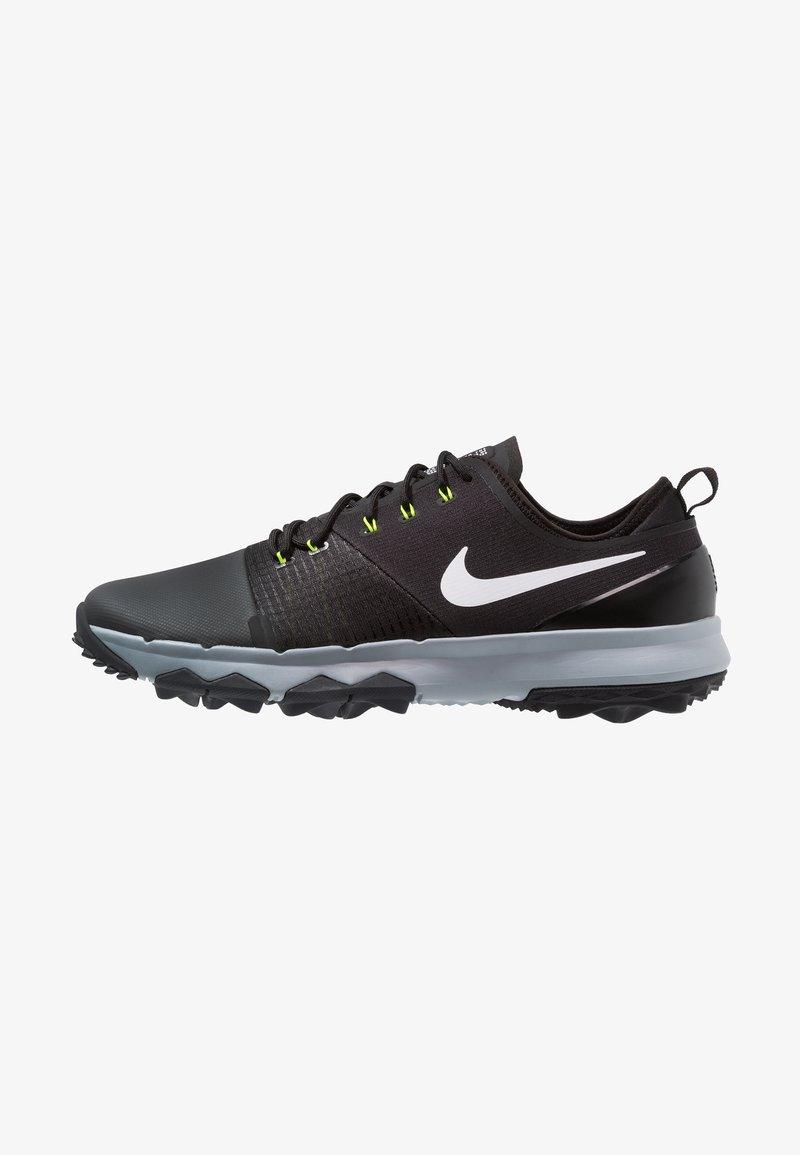 Nike Golf - FI IMPACT 3 - Chaussures de golf - anthracite/white/black/wolf grey/volt