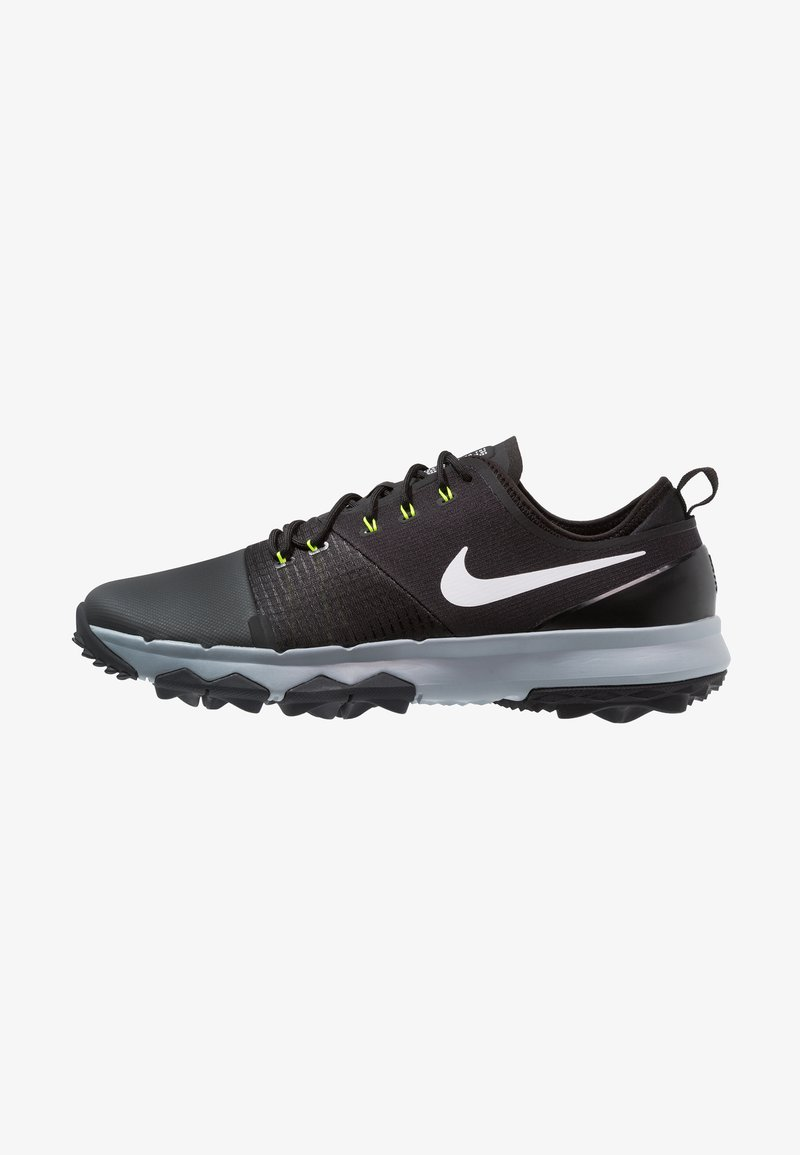 Nike Golf - FI IMPACT 3 - Golfsko - anthracite/white/black/wolf grey/volt