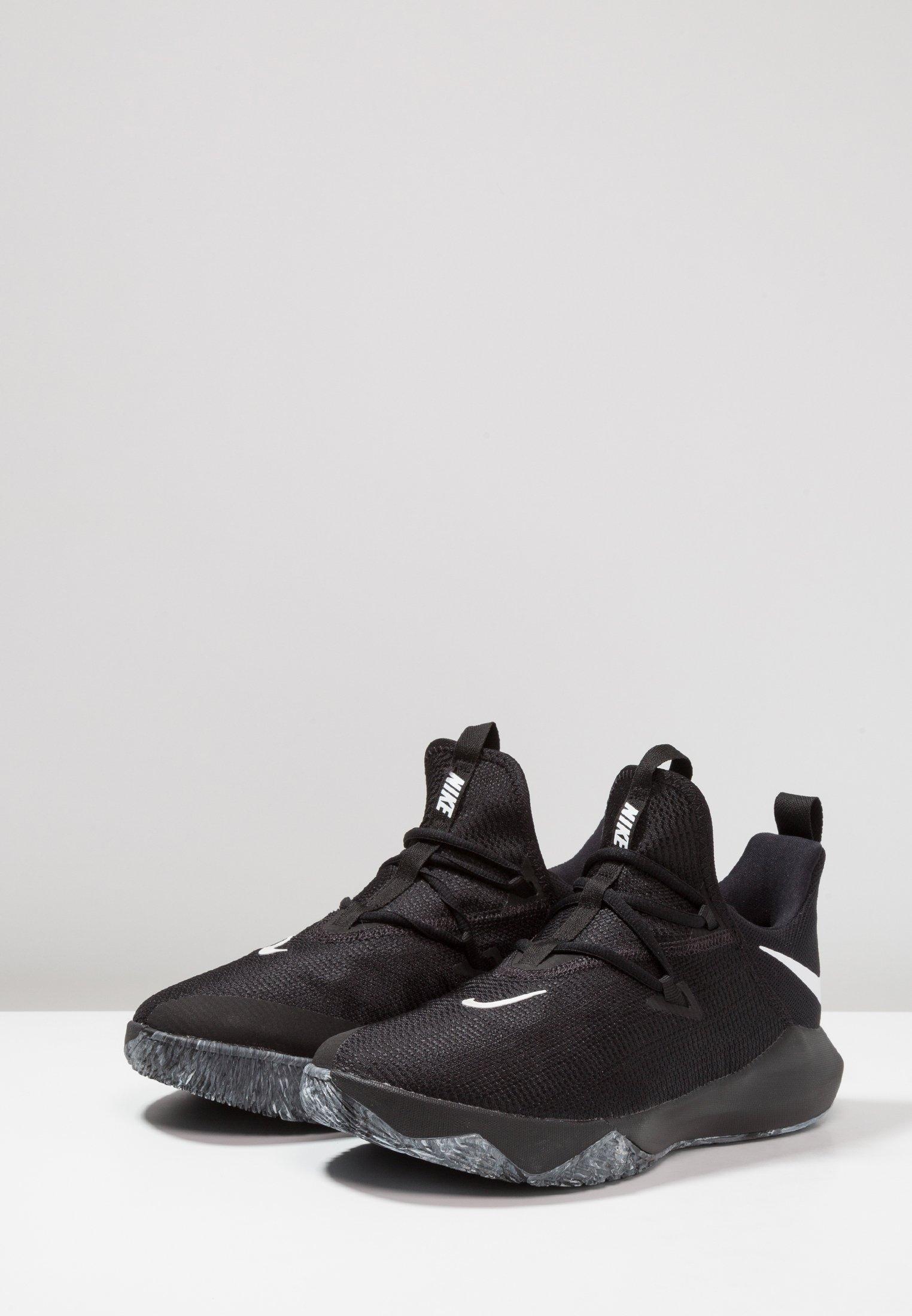Nike Silver 2Chaussures Black white Zoom De Performance Shift Basket metallic rdCxBtshQ