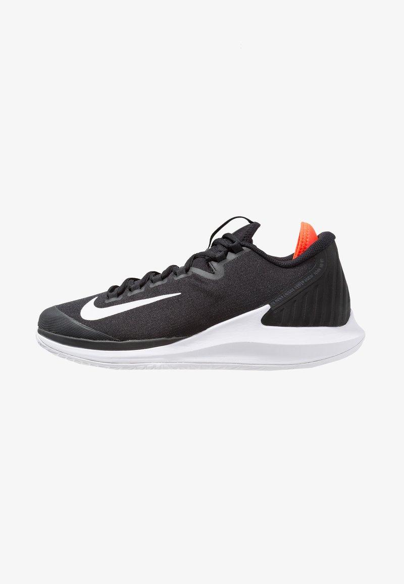 Nike Performance - AIR ZOOM HC - Multicourt Tennisschuh - black/white/bright crimson