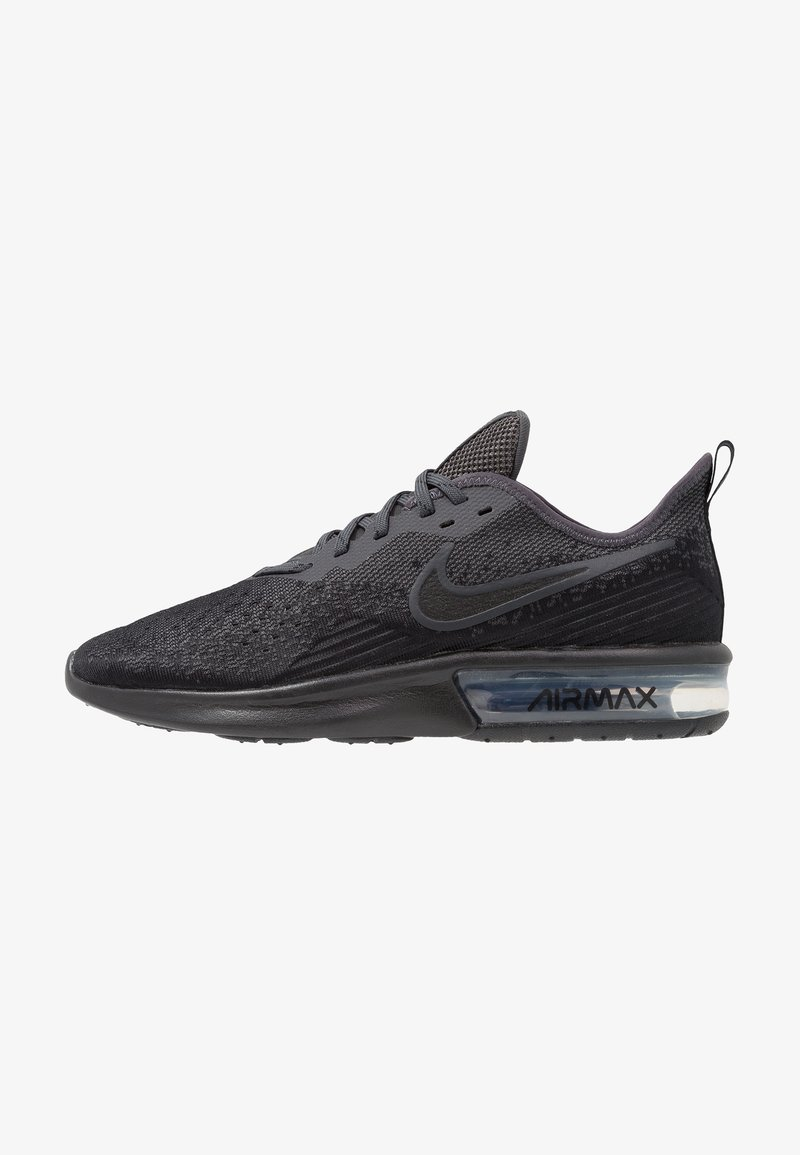 Nike Performance - AIR MAX SEQUENT 4 - Hardloopschoenen neutraal - black/anthracite