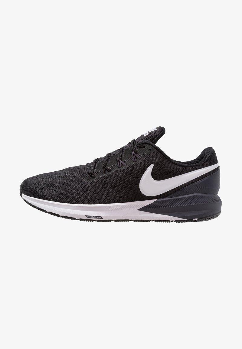 Nike Performance - AIR ZOOM STRUCTURE 22 - Juoksukenkä/vakaus - black/white/gridiron