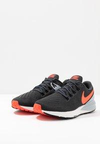 Nike Performance - AIR ZOOM STRUCTURE 22 - Löparskor stabilitet - anthracite/bright crimson/wolf grey - 2