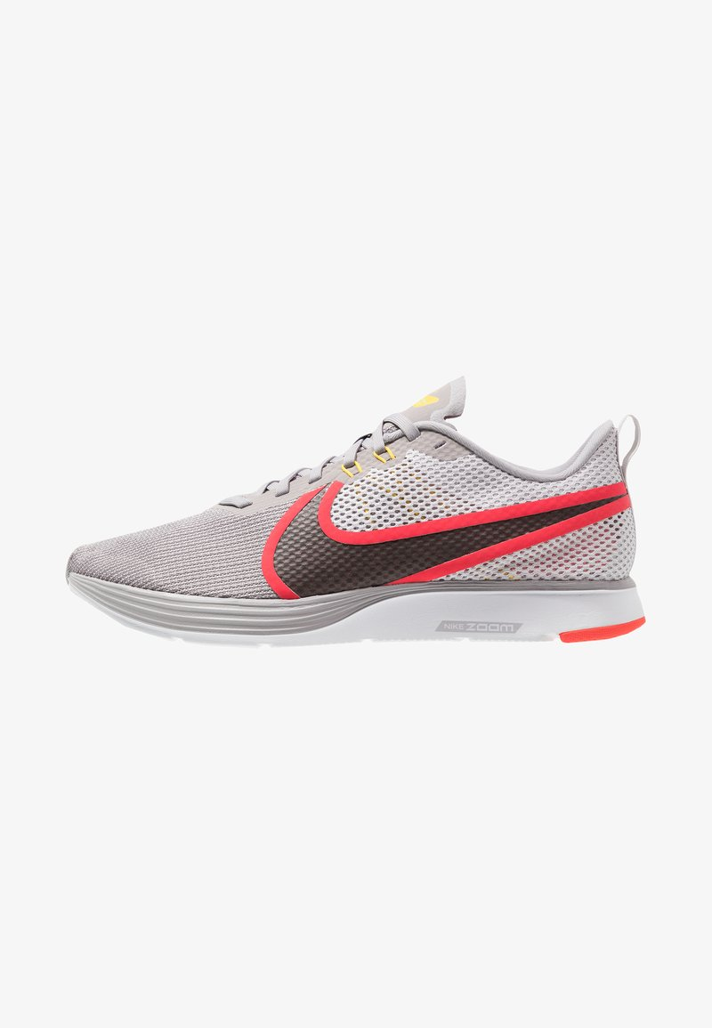 Nike Performance - ZOOM STRIKE - Neutrale løbesko - atmosphere grey/thunder grey/vast grey