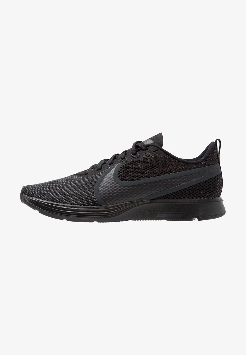 Nike Performance - ZOOM STRIKE - Laufschuh Neutral - anthracite/black/white