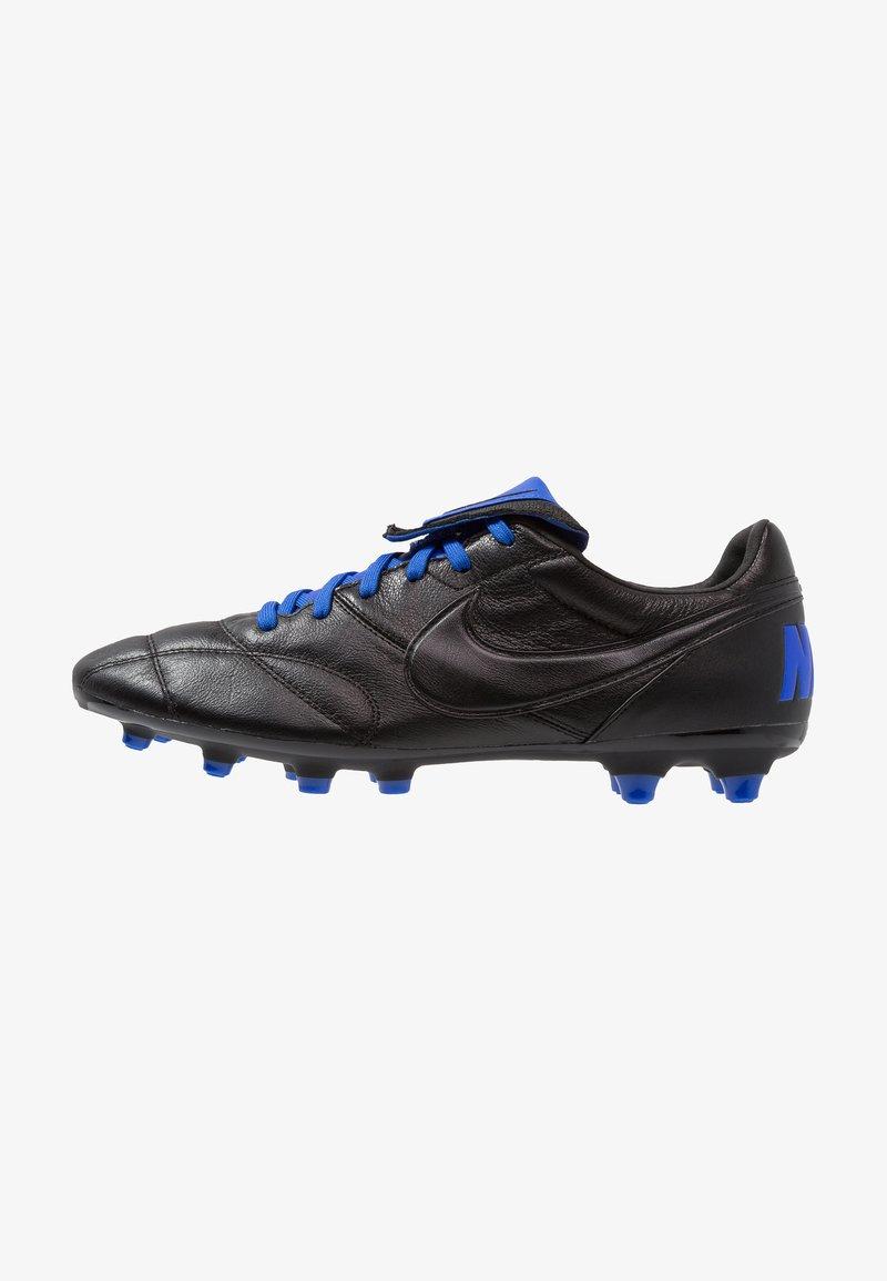 racer FgChaussures Performance Black Premier Crampons The À Blue Ii Nike Foot De pGzUVMqS
