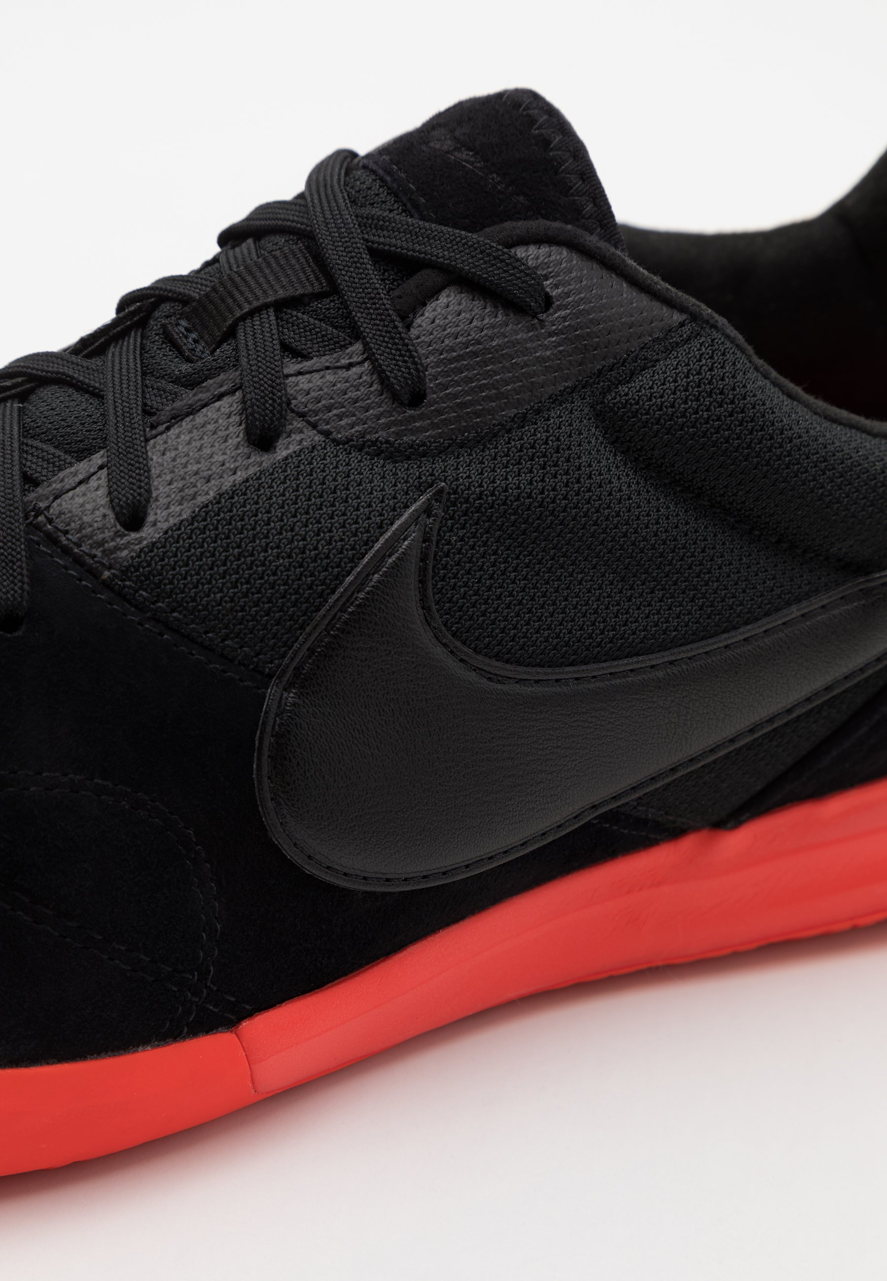 THE PREMIER II SALA Chaussures de foot en salle blackchile red