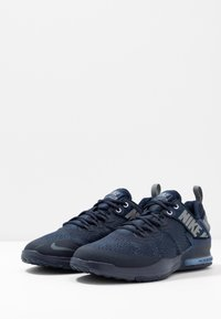 Nike Performance - ZOOM DOMINATION TR 2 - Scarpe da fitness - obsidian/dark grey/midnight navy - 2