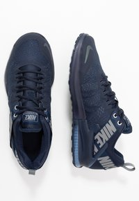 Nike Performance - ZOOM DOMINATION TR 2 - Scarpe da fitness - obsidian/dark grey/midnight navy - 1