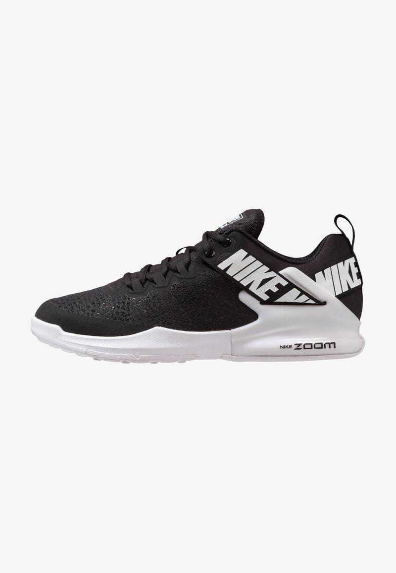 Nike Performance - ZOOM DOMINATION TR 2 - Træningssko - black/white/dark grey