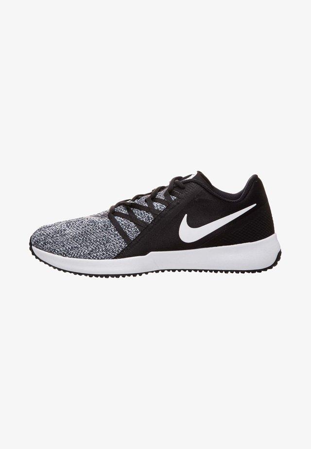VARSITY COMPETE  - Sports shoes - black / white