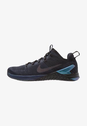 METCON DSX FLYKNIT 2 AMP - Sports shoes - college navy/black