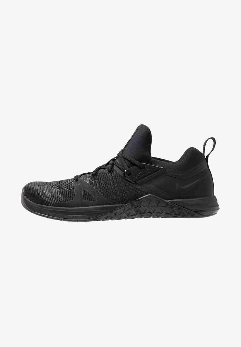 Nike Performance - METCON FLYKNIT 3 - Sports shoes - black