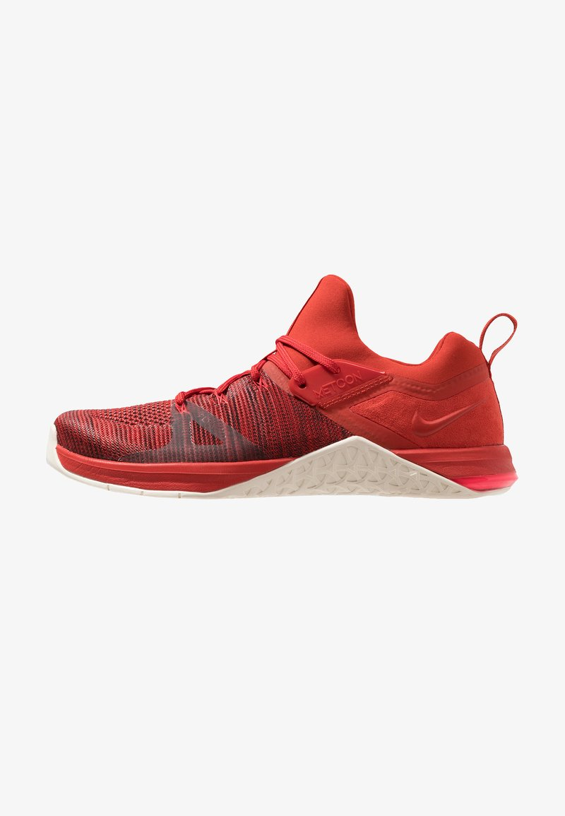 Nike Performance - METCON FLYKNIT 3 - Sports shoes - mystic red/sail/red orbit