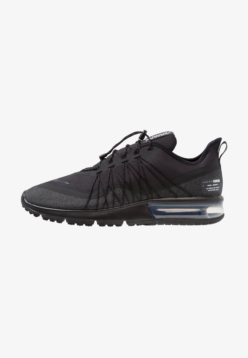 Nike Performance - AIR MAX SEQUENT 4 UTILITY - Chaussures de running neutres - black/anthracite/white