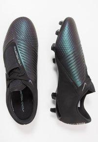 Nike Performance - PHANTOM PRO FG - Voetbalschoenen met kunststof noppen - black - 1